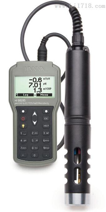 意大利哈納 HI98195 多參數水質分析測定儀