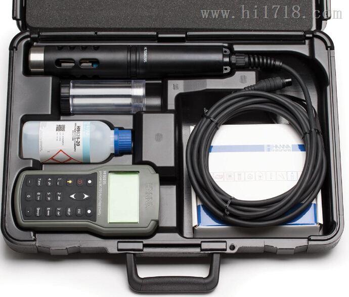 意大利哈纳 HI98196 水质多参数测定仪