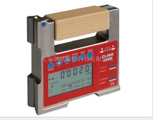 瑞士 wyler clino2000 高精度数显角度仪
