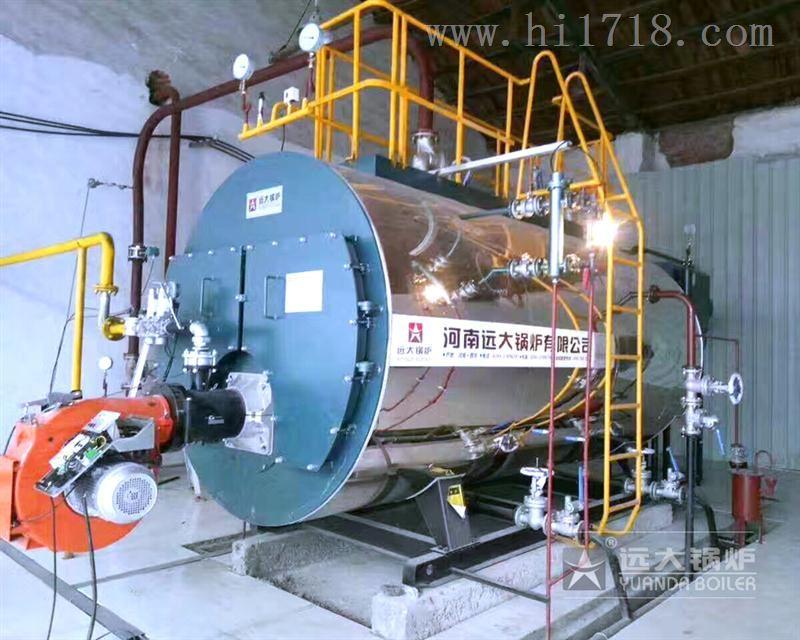 4吨燃气热水锅炉可供暖面积多少