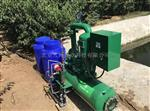 双过滤水肥一体施肥机