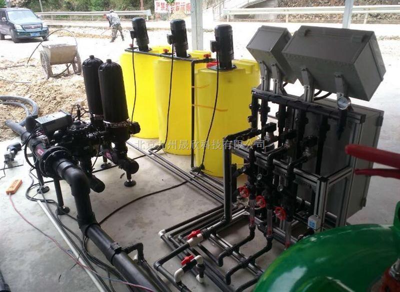 水肥灌溉一体机  JZ-ZNX-D
