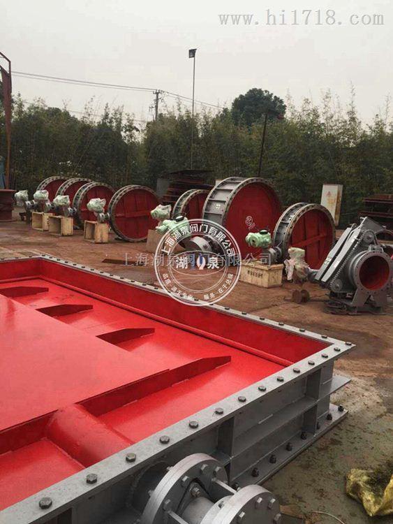 D941W上海湖泉电动通风蝶阀价格优惠多