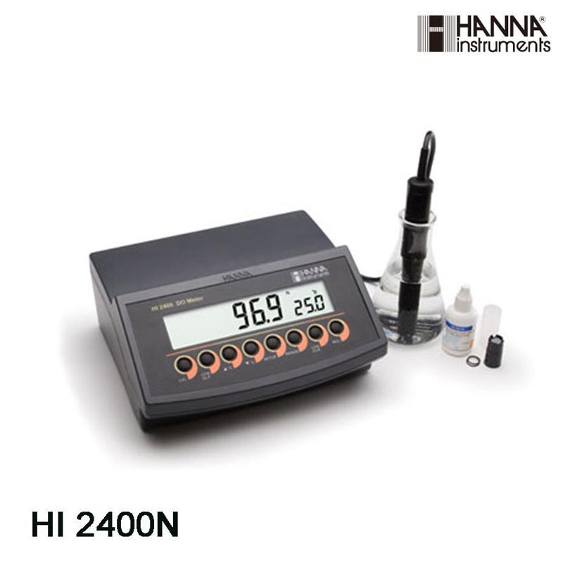 意大利哈纳HI2400 溶解氧-饱和氧测定仪