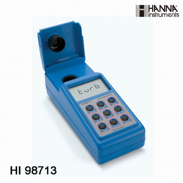 HI98713 多量程浊度(ISO标准)测定仪