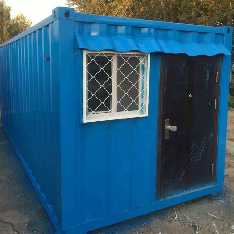 集装箱式全自动控温控湿标准养护室