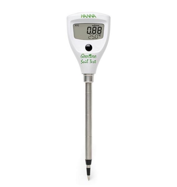 HI98331土壤电导率EC -温度℃测定仪