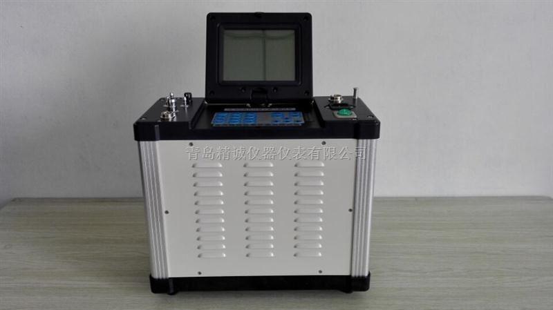 低浓度颗粒物检测仪器JH-60E-D