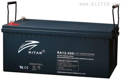 RITAR瑞达铅酸蓄电池RA12-150参数价格