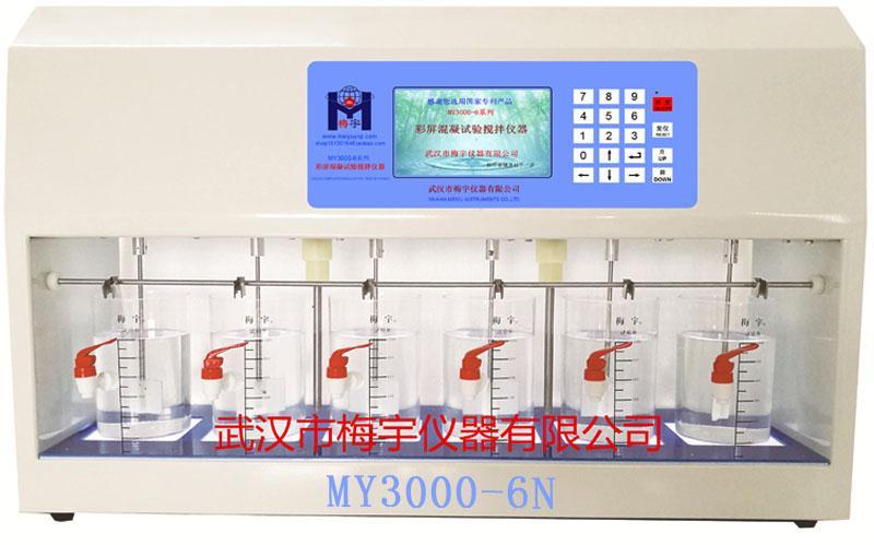 电动搅拌器MY3000-6N转速0-1000转/分