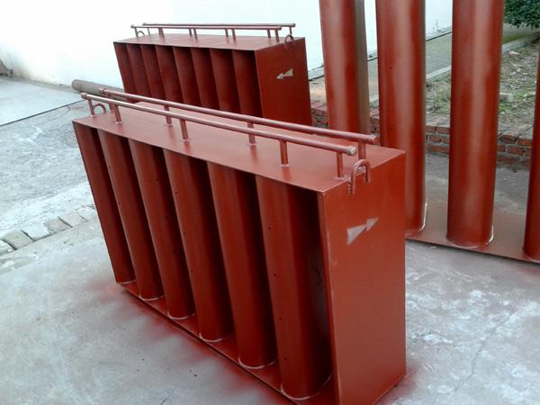 高温锅炉风量流量三曲线机翼测风装置