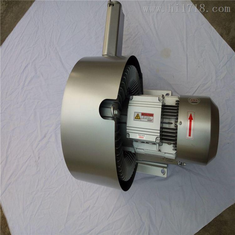 4KW双段式高压鼓风机报价