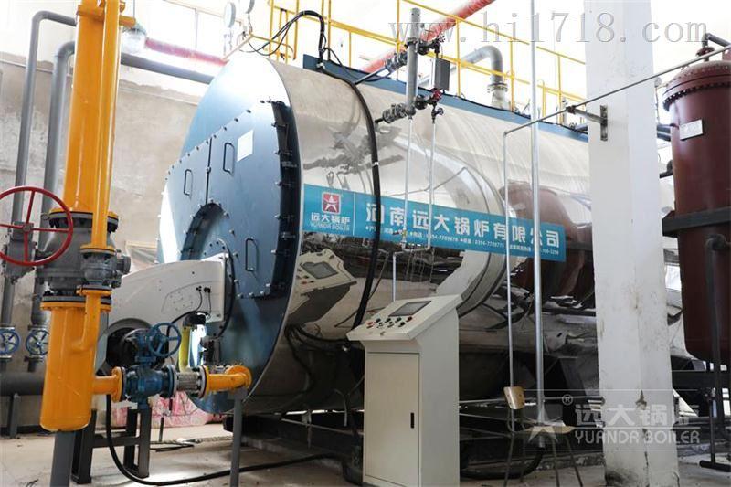 20吨天然气低氮蒸汽锅炉的运行成本计算
