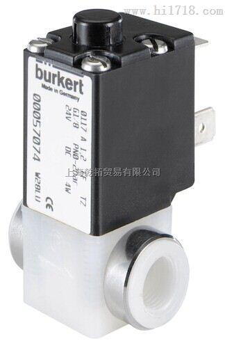 5470型BURKERT电磁阀输出口选项