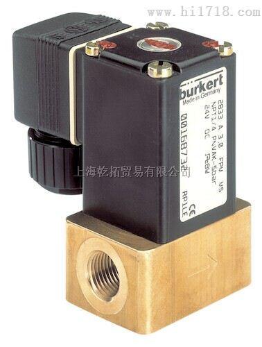 宝德BURKERT比例电磁阀更易于安装使用