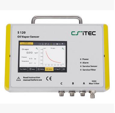 希尔思 CS-ITEC S120 残油检测仪