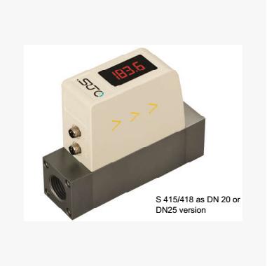 希尔思 S418 热式质量流量计