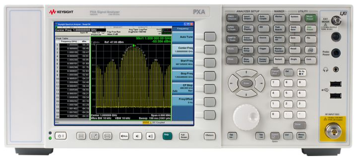 是德N9030A PXA 信号分析仪,3 -50 GHz