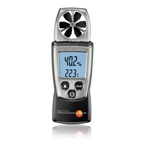 德国德图 testo 410-1 叶轮风速测量仪