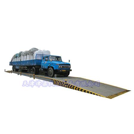 天津港口模拟式电子汽车衡
