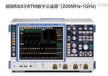 德国R&S RTM数字示波器(200MHz-1GHz)