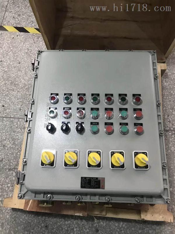 搅拌机防爆照明动力配电箱厂家