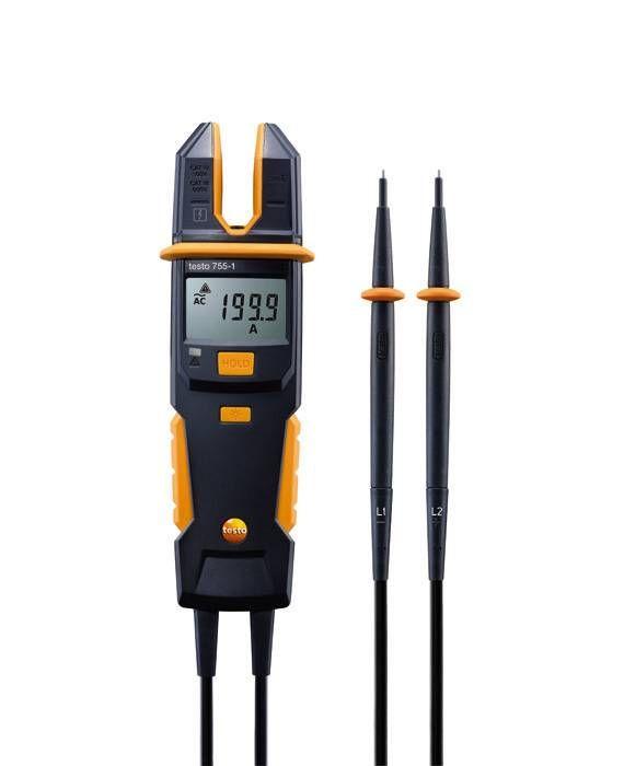 testo755-1 电流电压通断测试仪