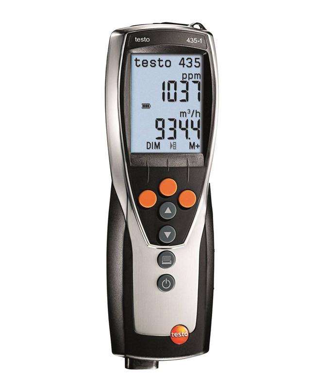 德国德图 testo 435-1 多功能测量仪