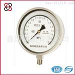 Y-B系列全不锈钢压力表可定制
