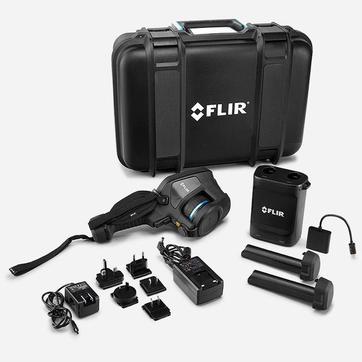 美国菲力尔FLIR E53 高级红外热像仪