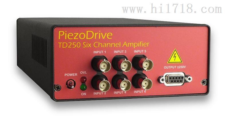 进口6通道多通道电压放大器TD250