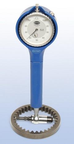 德国DIATEST内径表式内齿棒间距测量仪