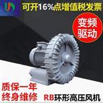 7.5KW台湾RB-0710环形高压鼓风机