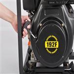 移动式汉萨高压柴油水泵4寸