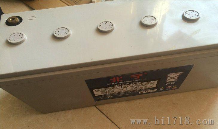 北宁蓄电池HP12-200 12V200AH电力系统专用