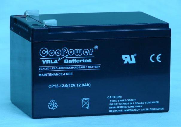 Coopower蓄电池CP12-12.0 12V12AH