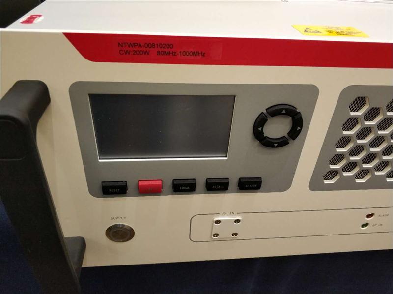 rflight纳特NTWPA-00810200功率放大器
