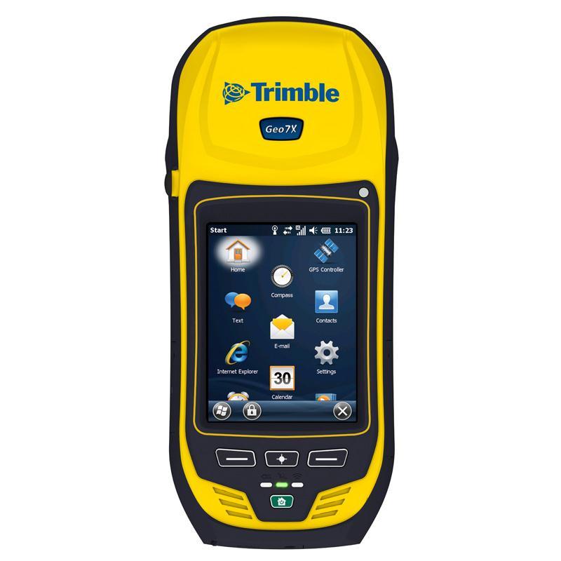 天宝Geo XH6000高精度厘米级手持GPS定位仪