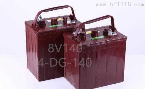 百瑞欧蓄电池 8v厂家直供6v电动洗涤车 报价