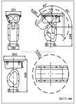 iDS-2DY9253I5X-A(B)海康威视激光云台摄像机