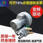 铸铝0.85KW低噪音高压鼓风机