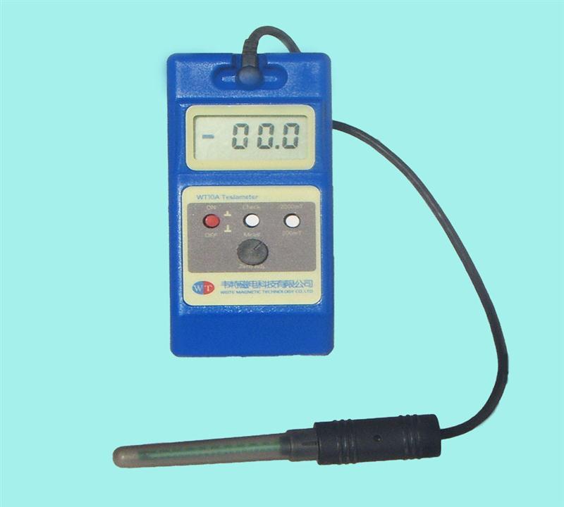 WT10A型手持式數字高斯計