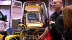 英国进口推杆式管道机器人