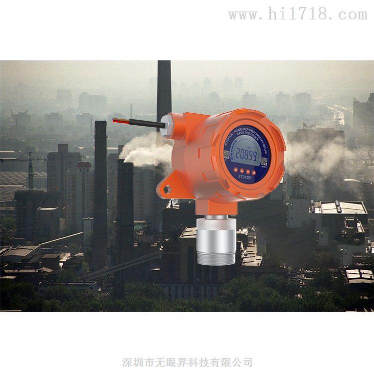 高浓度大量程一氧化碳检测仪