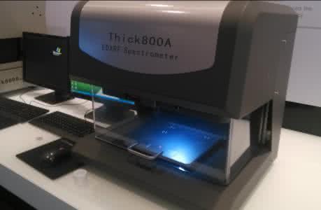 X荧光电镀层测厚仪