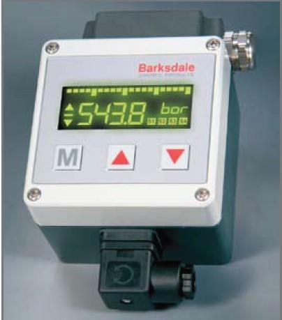 巴士德Barksdale UAS 3-V3 数显表