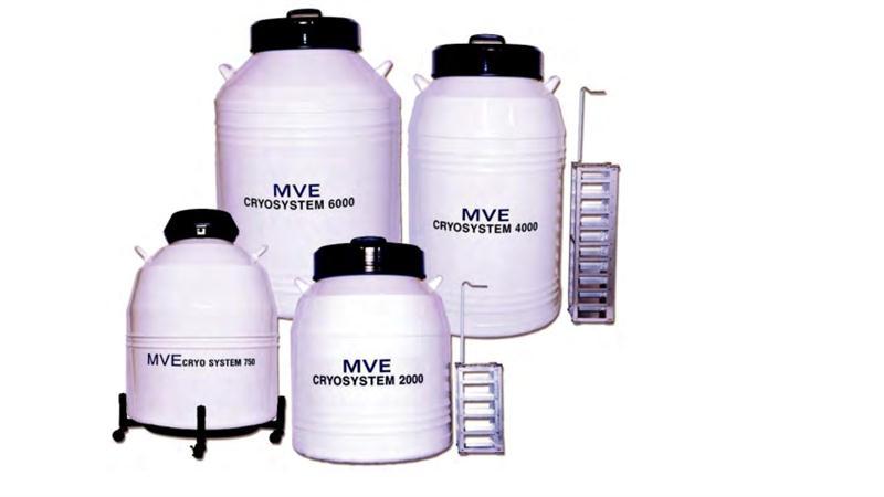 进口MVE液氮罐价格  CryoSystem系列