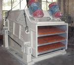 ZSG高效重型振动筛处理量大、筛分效率高。