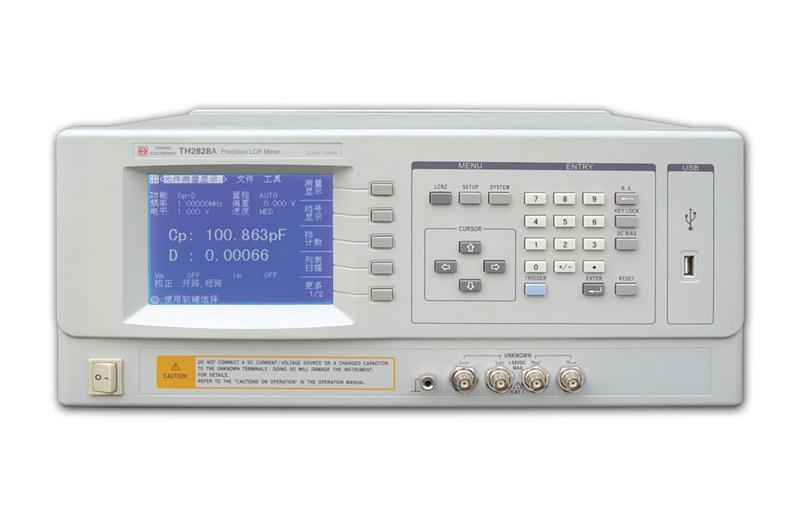 供应同惠TH2828a台式LCR数字电桥