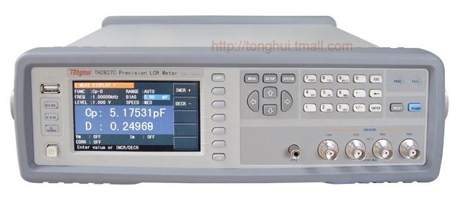 供应同惠TH2827C型LCR数字电桥
